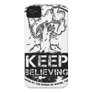 Stand tall, Be A Tree Case-Mate iPhone 4 Case