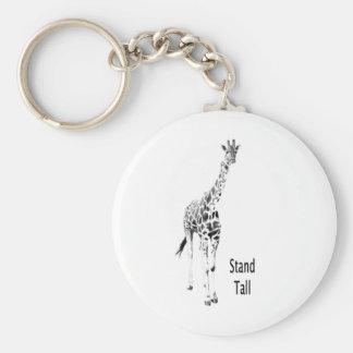 Stand Tall Keychain