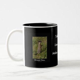 Stand Tall Marmot Mug
