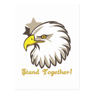 Stand Together Post Card
