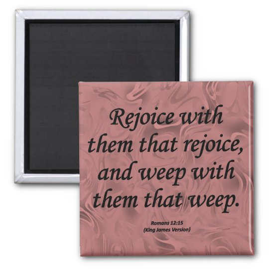 Stand Together Romans 12-15 Magnet