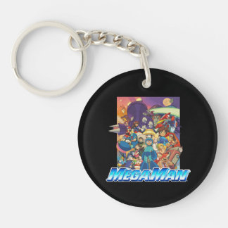 Stand Up 2 Keychain
