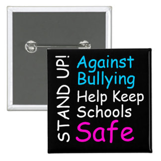 Stand Up Against Bullying Button (nmm edition)