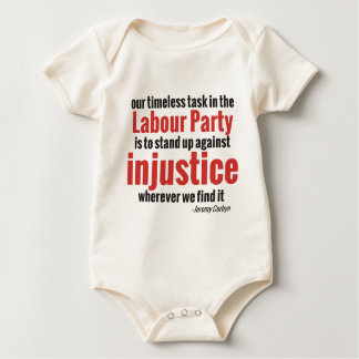 Stand up Against Injustice Baby Bodysuit