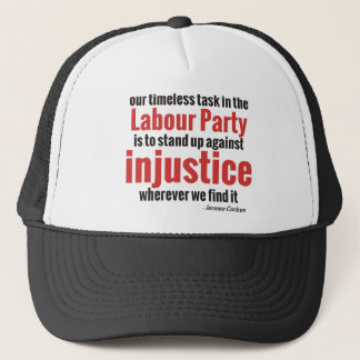 Stand up Against Injustice Trucker Hat