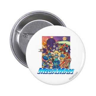 Stand Up Pinback Button