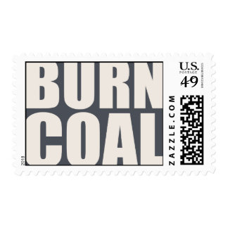 STAND UP FOR AMERICA COAL JOBS POSTAGE