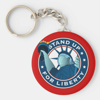 Stand Up For Liberty Key Chains