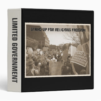 Stand Up For Religious Freedom Binder