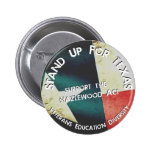 Stand Up For Texas Button