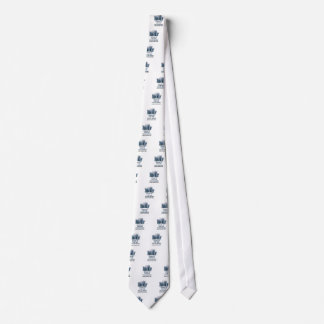 Stand Up for the Polar Bears Neck Tie