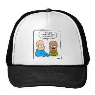 Stand-Up Trucker Hat