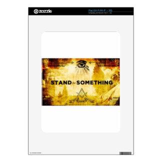 Stand Up iPad Skins