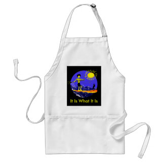 Stand Up Paddle Design Aprons