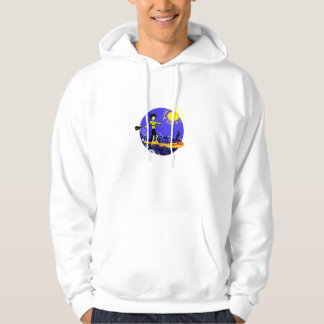 Stand Up Paddle Design Hoodie