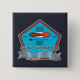 Stand Up Paddle Poster Button