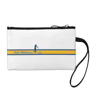 Stand Up Paddle San Diego Coin Purse