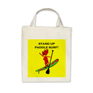 Stand Up Paddle Surf Canvas Bags