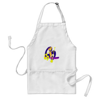 Stand Up Paddle Surf Design Adult Apron
