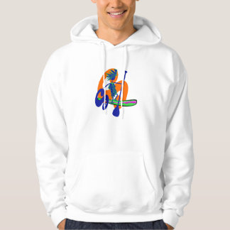 Stand Up Paddle Surf Design Hoody