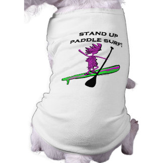 Stand Up Paddle Surf! Dog Clothes