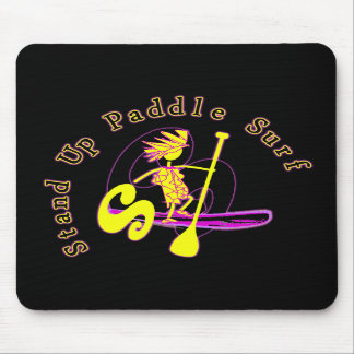 Stand Up Paddle Surf Mousepads