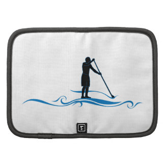 Stand Up Paddle - Waves Folio Planners