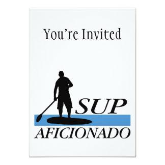 Stand Up Paddleboard Aficionado Card
