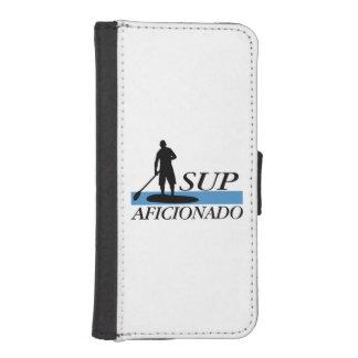 Stand Up Paddleboard Aficionado iPhone SE/5/5s Wallet Case