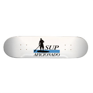 Stand Up Paddleboard Aficionado Skateboard