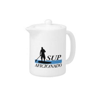Stand Up Paddleboard Aficionado Teapot