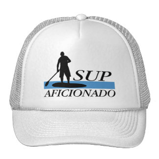 Stand Up Paddleboard Aficionado Trucker Hat