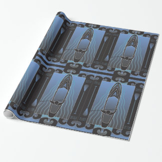 Stand Up Paddleboard Wrapping Paper
