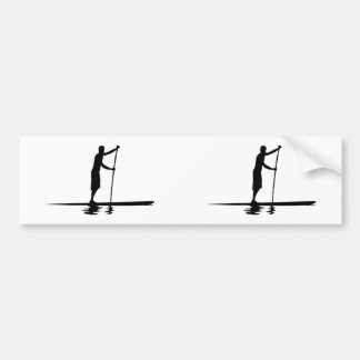 Stand Up Paddleboarder MkI (2 Up) Bumper Sticker