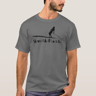 Stand Up Paddleboarding Chill SUP T-Shirt