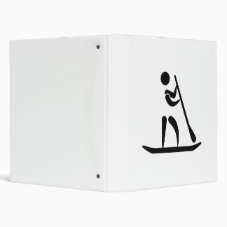 Stand up paddling binders