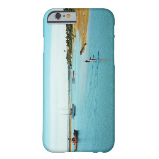 Stand Up Paddling Fun Barely There iPhone 6 Case