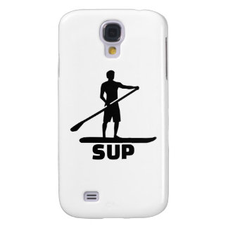 Stand up paddling SUP Galaxy S4 Case