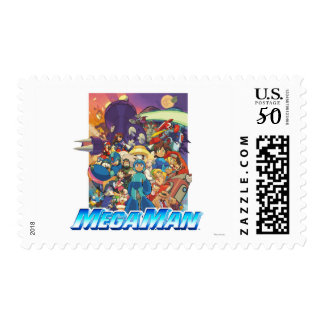 Stand Up Postage