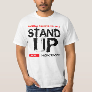 Stand Up T-Shirt 1