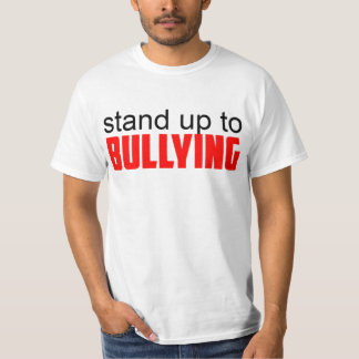 Stand up to bullying shirt