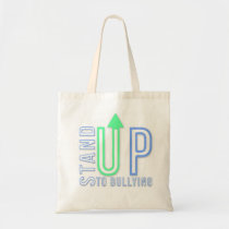 Stand Up To Bullying Tote Bag