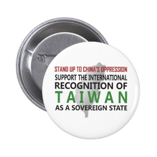 Stand Up To China Buttons