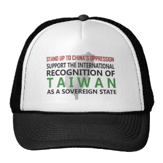 Stand Up To China Trucker Hat