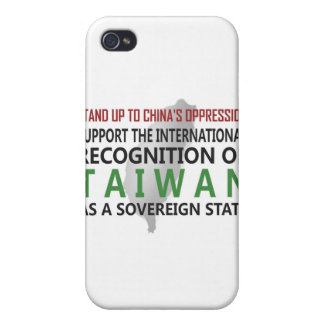 Stand Up To China iPhone 4/4S Cases