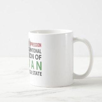 Stand Up To China Coffee Mug