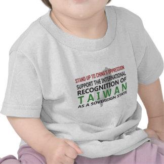 Stand Up To China Tshirt