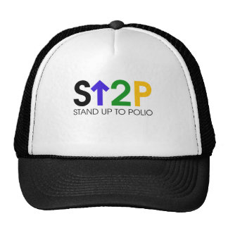 Stand Up To Polio Trucker Hat