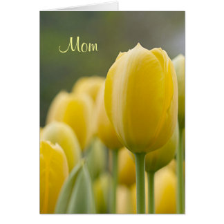Stand Up Tulip Cards