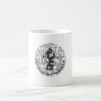 'Stand Up' White 11 oz Classic Mug